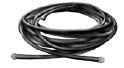 Cobham Explorer 710, 325, 727 8m Cable RG223-U, TNC