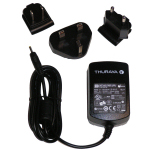 THURAYA SatSleeve XT Dual, XT AC Charger KIT, with Wall Plug adaptors for AU, UK, EU