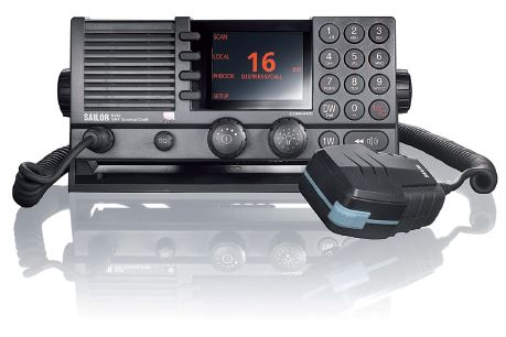 Cobham SAILOR 6249 VHF, Survival Craft