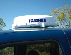 Hughes 9250 BGAN Satellite Terminal