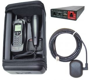 Iridium 9555 RapidSAT Portable Bundle