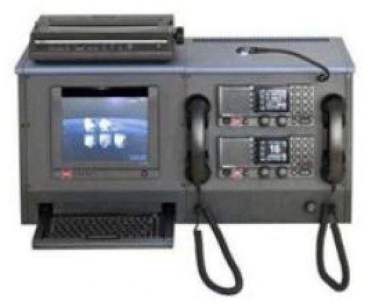 Cobham SAILOR 6000 GMDSS System for Area 2, 150W with Radio Telex