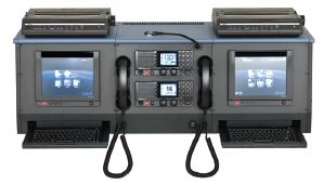 Cobham SAILOR 6000 GMDSS System for Area 3, Mini-C, 500W with Radio Telex