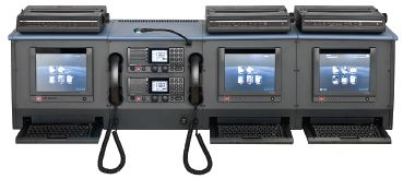 Cobham SAILOR 6000 GMDSS System for Area 4, Mini-C, 500W with 2x Radio Telex