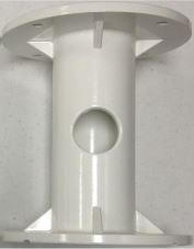 iridium Pilot, OpenPort Antenna Mounting Bracket and Hardware