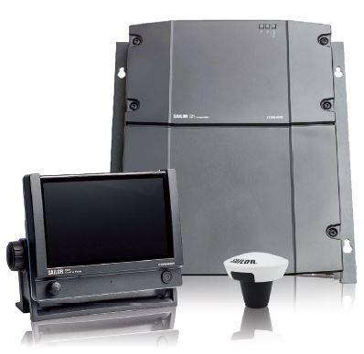 Cobham SAILOR 6281 AIS, Class A Basic System
