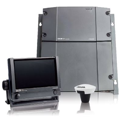 Cobham SAILOR 6281 AIS, Class A Basic Full System