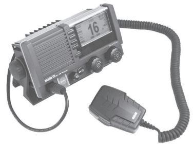 Cobham SAILOR 6217 VHF DSC Class D AIS, Full System