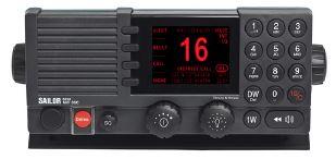 Cobham SAILOR 6222 VHF DSC Class A, Full System