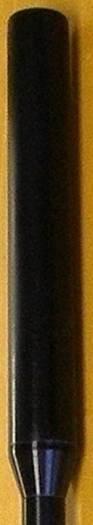 Iridium STARPAK 61R Bull Bar Antenna, Helix High Gain 720mm spring Whip, with cable kit