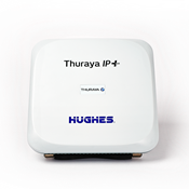 Hughes Thuraya IP+ Portable Satellite Terminal