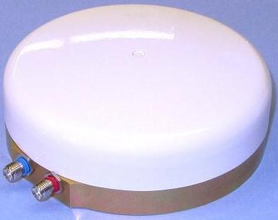 STARPAK IsatPhone 2, PRO Magnetic Mount Antenna, High Gain Low Profile Patch