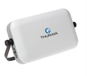 Thuraya IP Active Portable Antenna