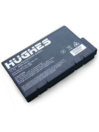 Hughes 9201 BGAN Battery, Extended Life Pack 6600mAh Li-on