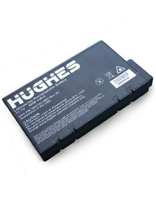 Hughes 9201 BGAN Battery, Extended Life Pack 6600mAh Li-on