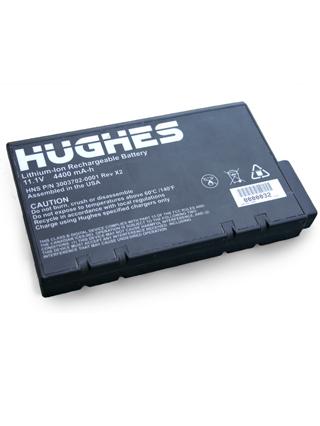 Hughes 9201 BGAN Battery, Standard Pack 4400mAh Li-on