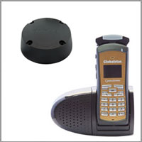 Globalstar GSP1700 Docking Station with Mini Patch Magnetic Antenna