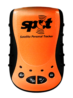 SPOT1 Personal Satellite Messenger and Tracking