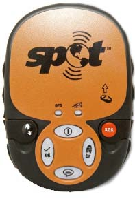 SPOT-2 Personal Satellite Messenger and Tracking