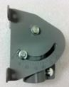 Hughes 9201 9502 Azimuth Elevation Canister Bracket