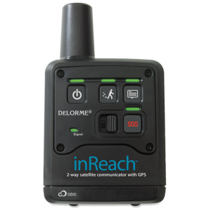 Iridium DeLorme inReach Personal Messenger with Tracking and Location
