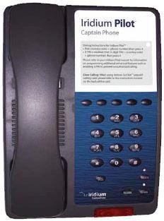 Iridium Pilot, OpenPort Captain Handset