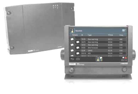 Cobham SAILOR 6391 Navtex System, Full System