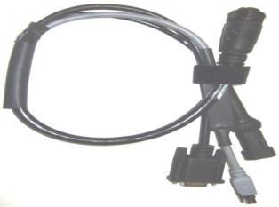 SkyWave SG-7100 Power-Serial cable