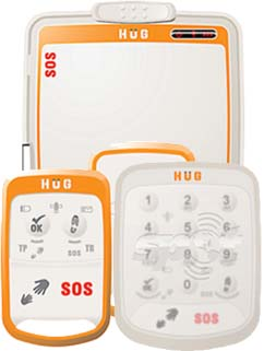 SPOT-HUG Satellite Monitoring Reporting and Messenger