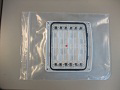 Skywave IDP-800 Battery compartment Gasket and Cover sub-assembly for NON-rechargeable terminals