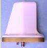 Iridium STARPAK 5B1 Helix Tail Fin Antenna, Dual Mode