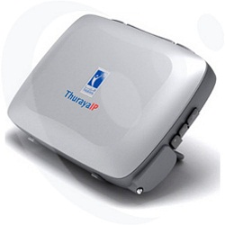 Hughes Thuraya IP Portable Satellite Terminal
