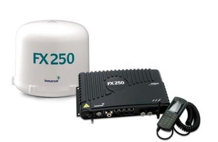 AV-00-FX250 Addvalue FX 250 FleetBroadband Satellite Terminal