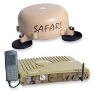Wideye Safari BGAN Land Vehicle Satellite Terminal